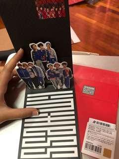 NCT 127 Limitess Photocard Frame