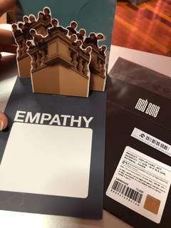 NCT 127 Empathy Photocard Frame