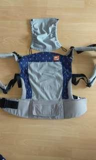 🚚 Tula mesh authentic carrier