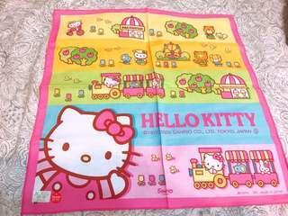 日本製日本限定凱蒂貓 Hello kitty 手帕