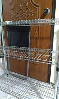 🚚 Metal rack for sale