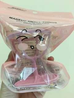 🚚 粉紅色美妝蛋架 #半價美妝市集#