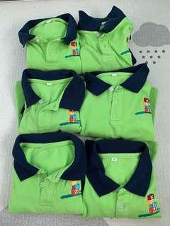 6x Kidz Meadow Childcare Uniform for Boys