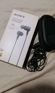 MDR-NW750N SONY NOISE CANCELLING EARPHONES