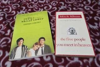 [PAPERBACK] Pre-loved books
