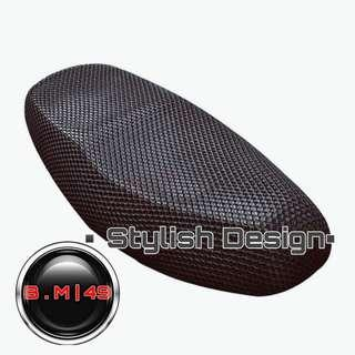 Motorcycle Honeycomb Mesh Seat Cover * Instock *