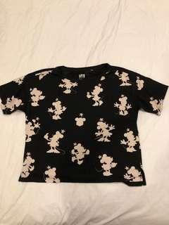UNIQLO | Mickey Mouse top