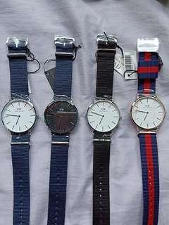 🚚 Daniel wellington watch (ready stock)