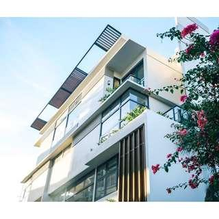 5 Storey Brandnew Townhouse Unit for sale