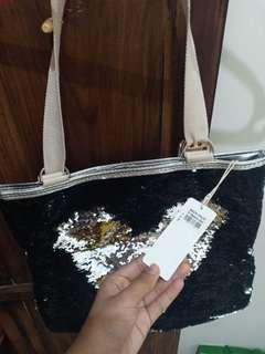 NEW! 2 in 1 Sequin Bag