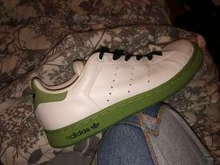 Adidas Green Stan Smith Sneakers