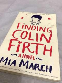 Finding Colin Firth English ver