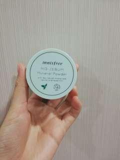 🚚 Innisfree 控油蜜粉#半價美妝市集