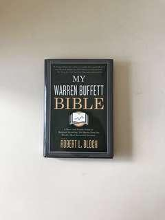 🚚 Brand New- My warren buffett bible