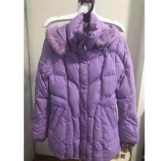 Winter Jacket - Color : Lavender (From Wintertime)
