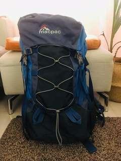 Macpac Hiking/Camping Bag Backpack