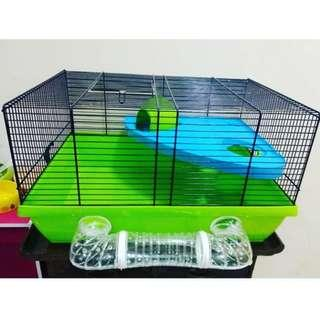 Hamster Cage @ cage for small rabbits or small animal