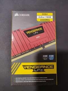 Corsair 2x8GB Vengeance LPX 2400MHz RAM