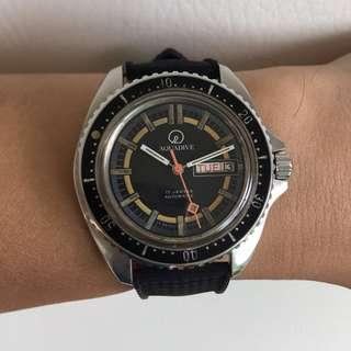 Aquadive Day Date Professional Diver