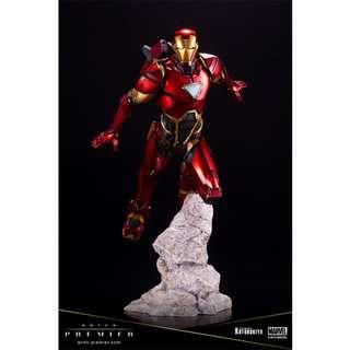 [PREORDER] Kotobukiya ARTFX Premier - Iron Man