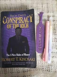 Rich Dad's Conspiracy of the Ricj