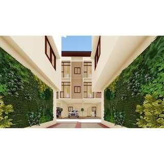 Brandnew 3-Storey Townhouse Unit for sale Cubao