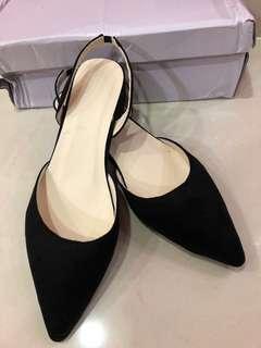 Women Causal High Heel Slip-ons