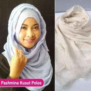 Wrinkle scarf