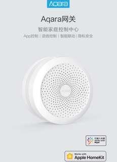 Aqara 網關 支援Apple HomeKit 智能家居