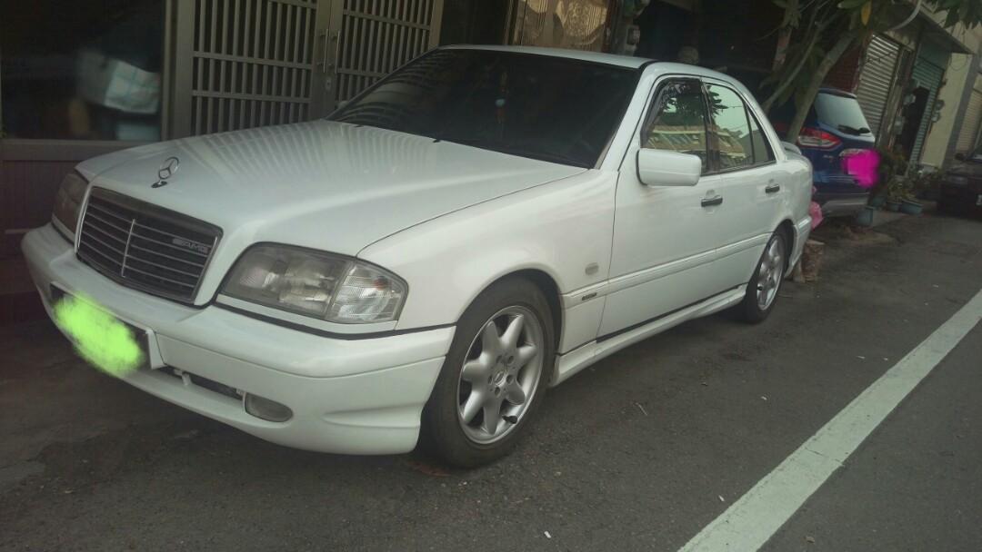 1995年Benz w202 C220