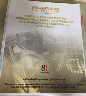 Millionaire Investor Program (MIP) - 95% discount