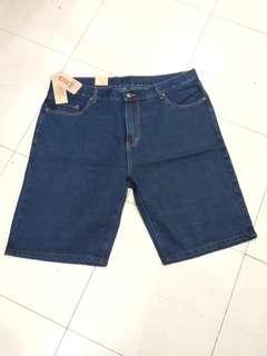 Levis Short Jeans (Plus Size)