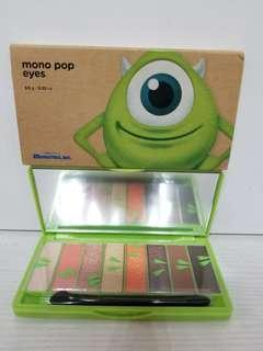 the face shop 限量單眼仔眼影 mono pop eye Disney eyeshadow 8色眼影 02 cute Mike made in Korea 全新