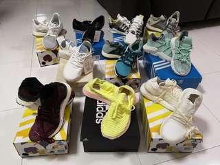 Authentic Adidas warehouse clearance