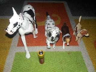 Set puppy brand Breyer Reeves
