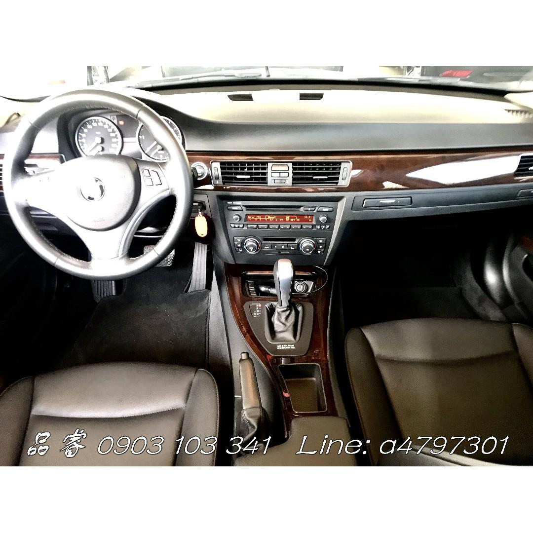 2011 BMW 3-Series Sedan 318d 2.0 |稀有款