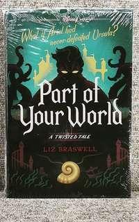 Part of your world (HARDBOUND)