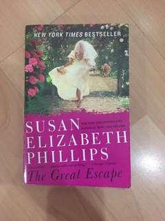 The Great Escape by Suzan Elizabeth Philips