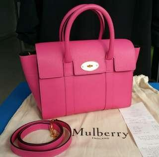 🚚 [Almost new!] Mulberry bag in Pink