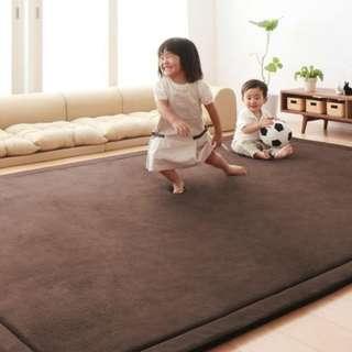 Japan Soft Tatami Carpet Rug Play Mat Home Decor