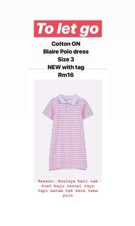 COTTON on Blaire polo dress