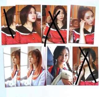 dreamcatcher prelude fly high photocards
