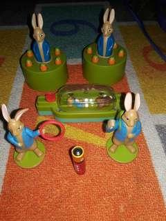 Set mcd toys