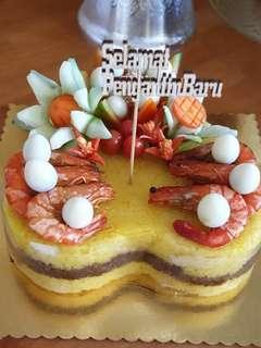 🚚 Pulut kuning kek