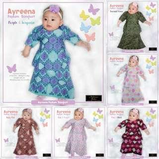 🚚 Ayreena Peplum Songket