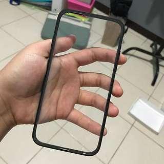 Bumper black case ip6