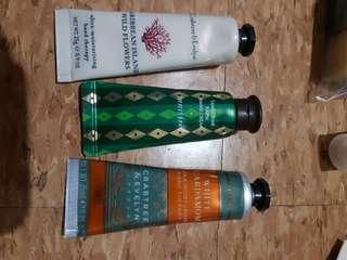 Hand cream innisfree crabtree
