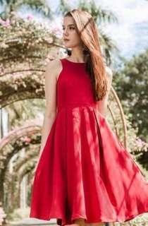 Ohvola Red dress