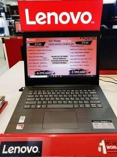Kredit/Cash Laptop LENOVO IP330 intel celeron n4000/ AMD A4