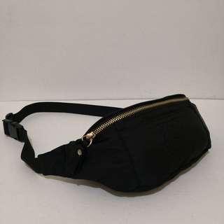 Auth Vintage Rare Jean Paul Gaultier JPG Paris Belt Bag / Waist Bag / Fanny Pack